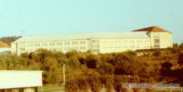 TH Ilmenau - Kirchhofbau, NRD, 1988
