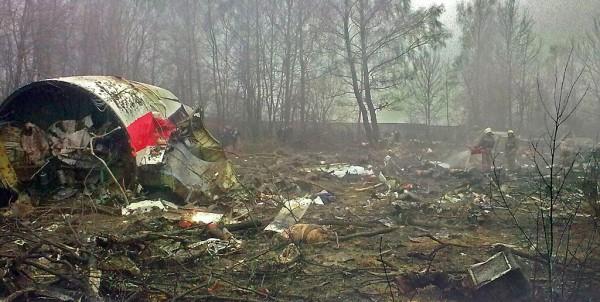 Katastrophe polnischer Regierungsmaschine in Smolensk