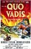 """""""Quo Vadis"""" Filmplakat"""